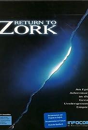 Return to Zork Poster