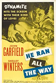 He Ran All the Way (1951) Poster - Movie Forum, Cast, Reviews