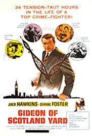 Gideon of Scotland Yard (1958) Poster - Movie Forum, Cast, Reviews