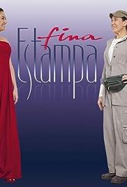 Fina Estampa Poster - TV Show Forum, Cast, Reviews