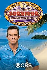 Survivor - Island of the Idols poster