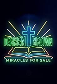 Derren Brown: Miracles for Sale Poster