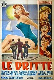 Le dritte Poster