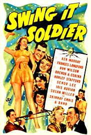 Swing It Soldier Poster