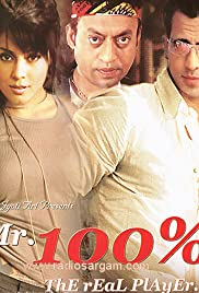 Mr. 100% Poster