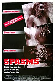 Spasms(1983) Poster - Movie Forum, Cast, Reviews
