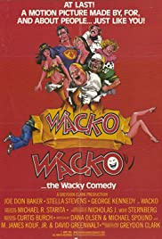 Wacko(1982) Poster - Movie Forum, Cast, Reviews