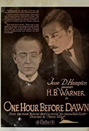 One Hour Before Dawn Poster