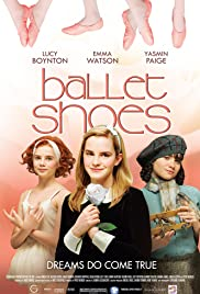 Ballet Shoes (2007) Poster - Movie Forum, Cast, Reviews
