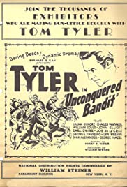 Unconquered Bandit Poster