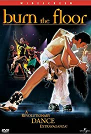 Burn the Floor Poster