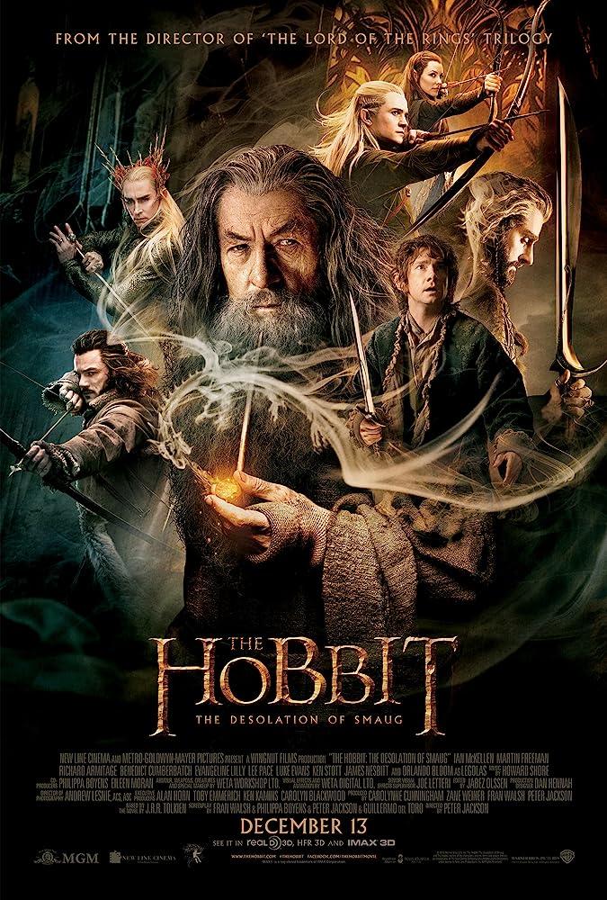 The Hobbit: An Unexpected Journey (2012), The Hobbit: The Desolation of Smaug (2013) & The Hobbit: The Battle of the Five Armies (2014)  MV5BMzU0NDY0NDEzNV5BMl5BanBnXkFtZTgwOTIxNDU1MDE@._V1_SY1000_CR0,0,675,1000_AL_