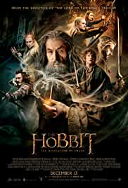 The Hobbit: The Desolation of Smaug film poster