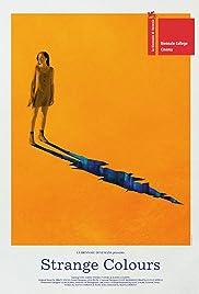 Strange Colours Poster