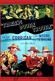 Trailing Double Trouble Poster