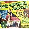 Marilyn Monroe, Sterling Hayden, Louis Calhern, and Jean Hagen in The Asphalt Jungle (1950)