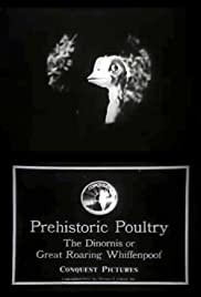 Prehistoric Poultry Poster