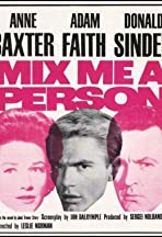 Mix Me a Person