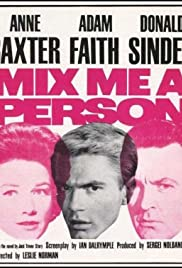 Mix Me a Person Poster