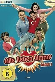 Alle lieben Jimmy Poster