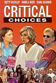 Critical Choices Poster