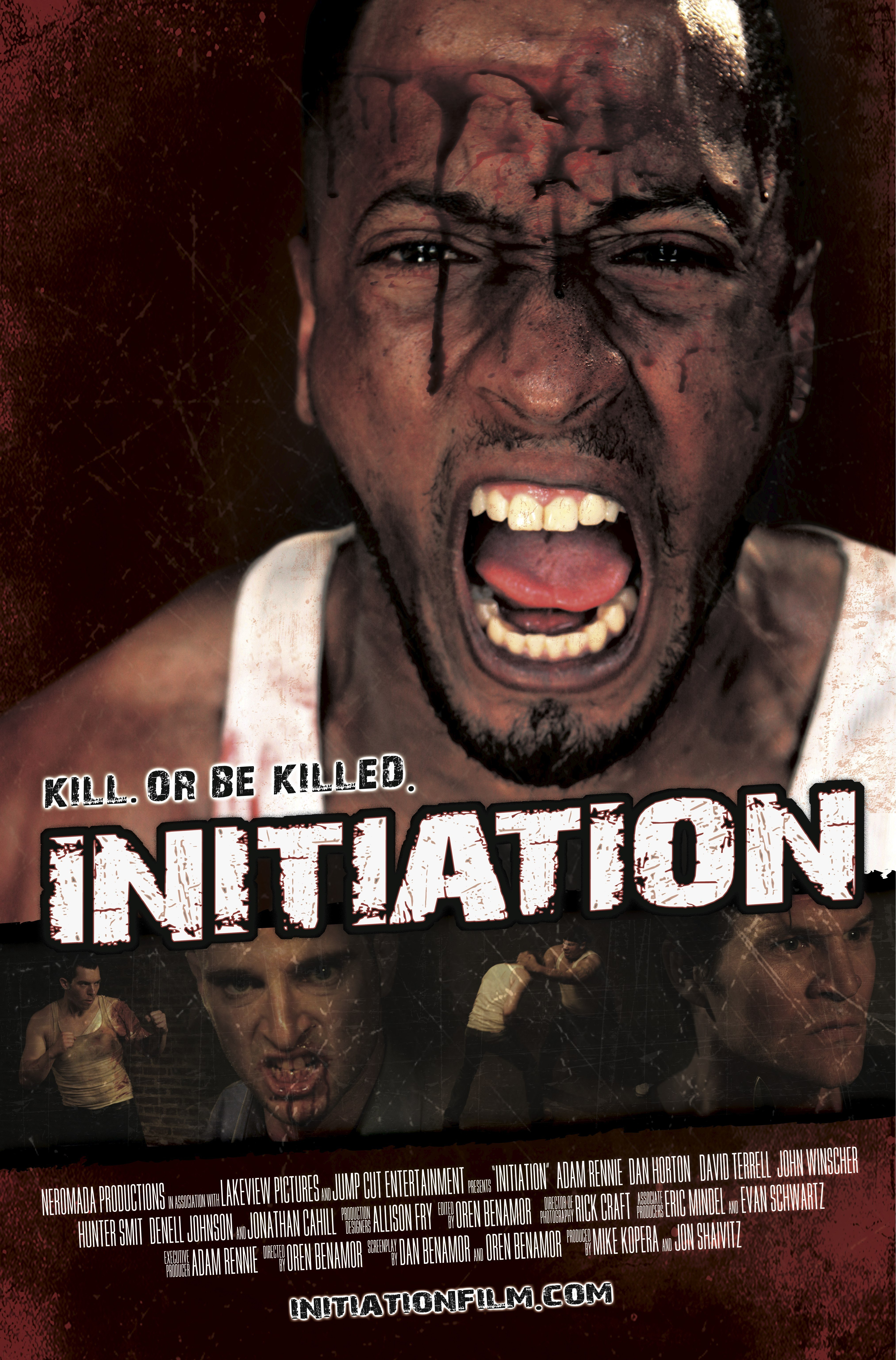 image Initiation (2016/I) Watch Full Movie Free Online