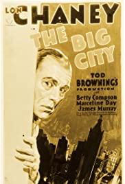 The Big City Poster