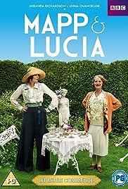 Mapp & Lucia Poster - TV Show Forum, Cast, Reviews