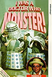 I Was a 'Doctor Who' Monster Poster