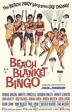 Movie Beach Blanket Bingo (1965)