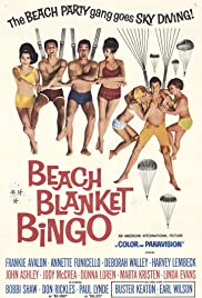 Beach Blanket Bingo (1965) Poster - Movie Forum, Cast, Reviews