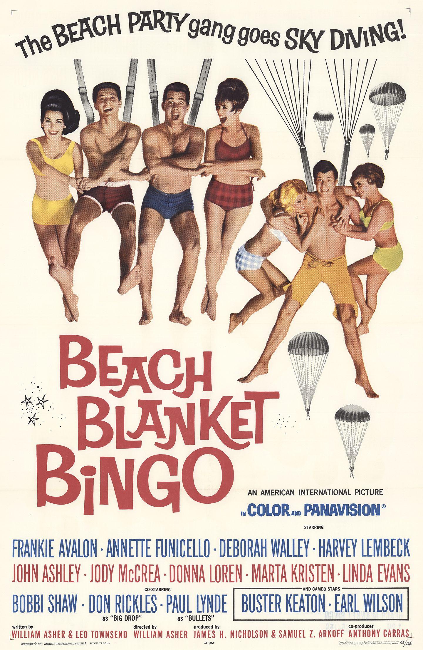 image Beach Blanket Bingo Watch Full Movie Free Online