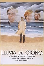 Lluvia de otoño Poster