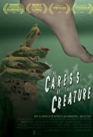 The Caress of the Creature Poster