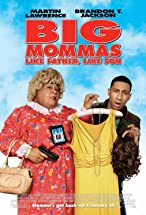 Primary image for Big Mommas: Like Father, Like Son