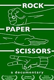 Rock Paper Scissors: A Geek Tragedy Poster