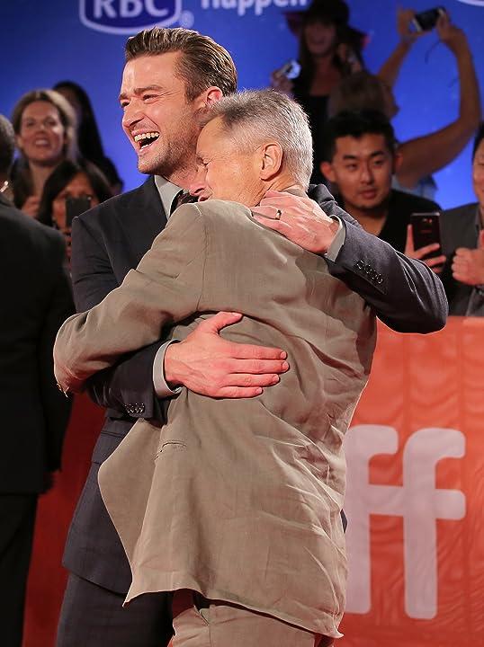 Jonathan Demme and Justin Timberlake