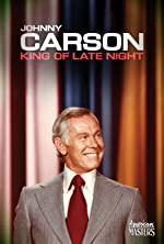 American Masters Johnny Carson King of Late Night(1970)