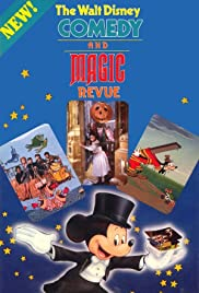 The Walt Disney Comedy and Magic Revue Poster