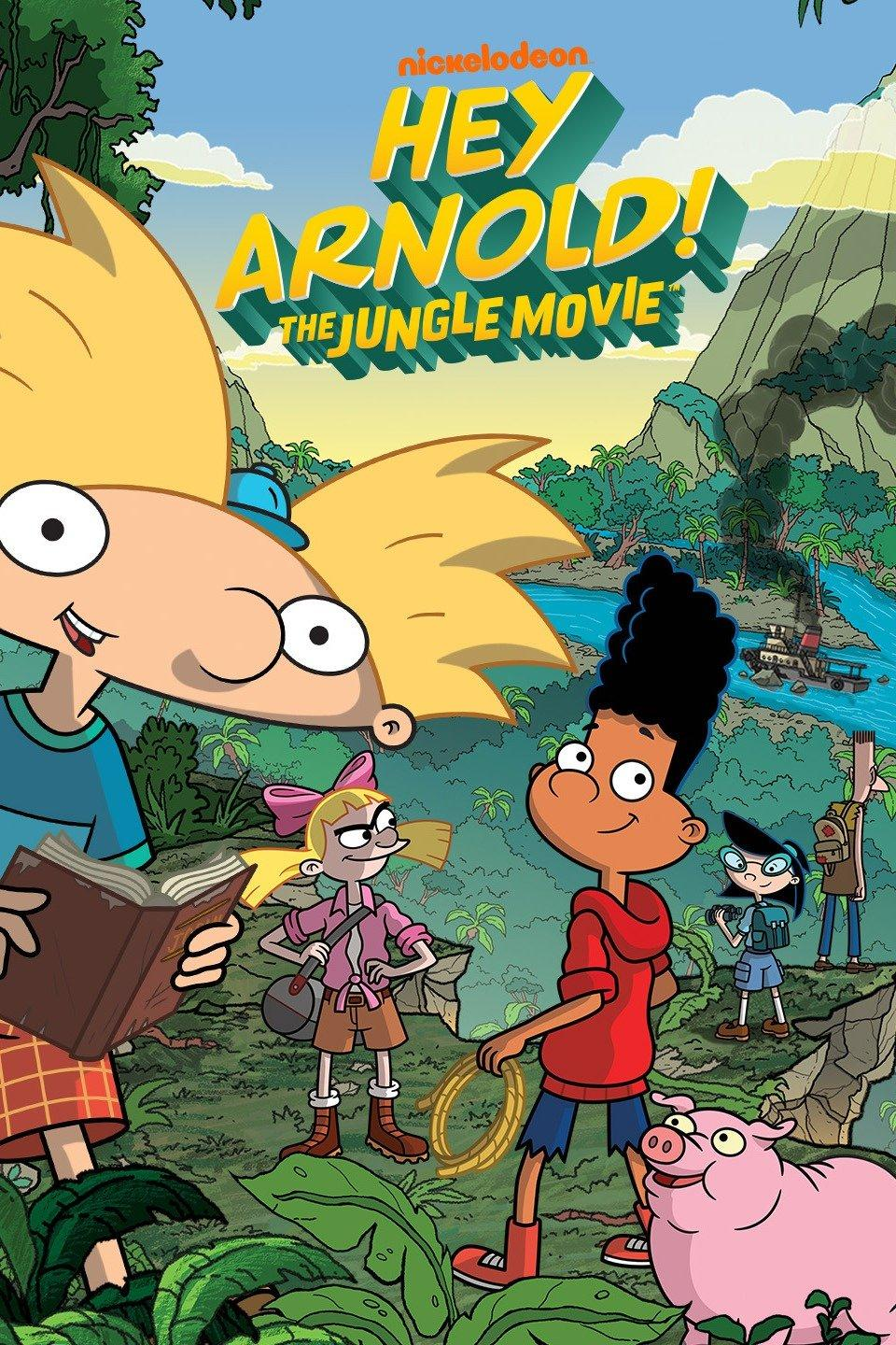 Эй, Арнольд! Кино из Джунгли / Hey Arnold! The Jungle Movie