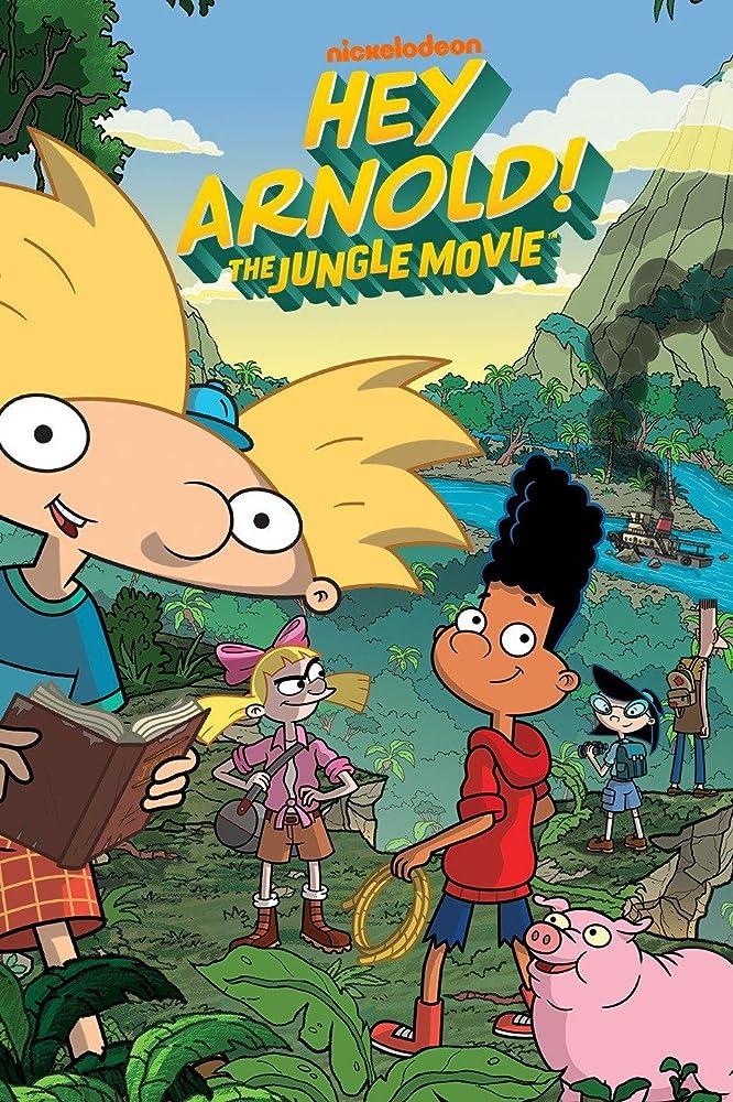 دانلود زیرنویس فارسی انیمیشن Hey Arnold: The Jungle Movie 2017