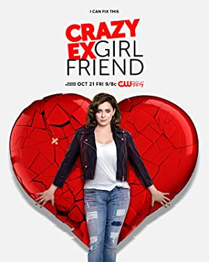 Crazy Ex Girlfriend Poster