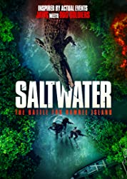 Saltwater: The Battle for Ramree Island (2021) poster