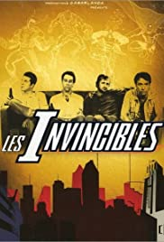 Les invincibles Poster - TV Show Forum, Cast, Reviews