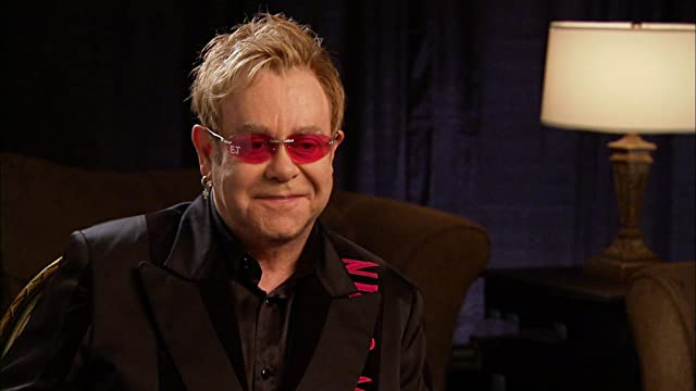 Elton John in American Masters (1985)