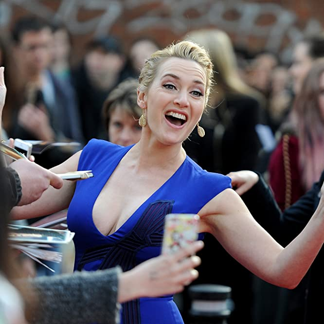 Kate Winslet at an event for A Little Chaos (2014)