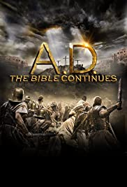 A.D. The Bible Continues Poster - TV Show Forum, Cast, Reviews