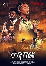 Citation poster