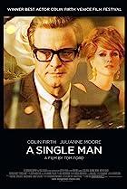 A Single Man (2009) Poster