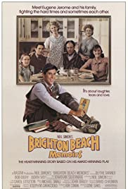 Brighton Beach Memoirs (1986) Poster - Movie Forum, Cast, Reviews